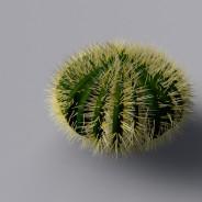 Creare una pianta con il modulo erba di Cinema 4D