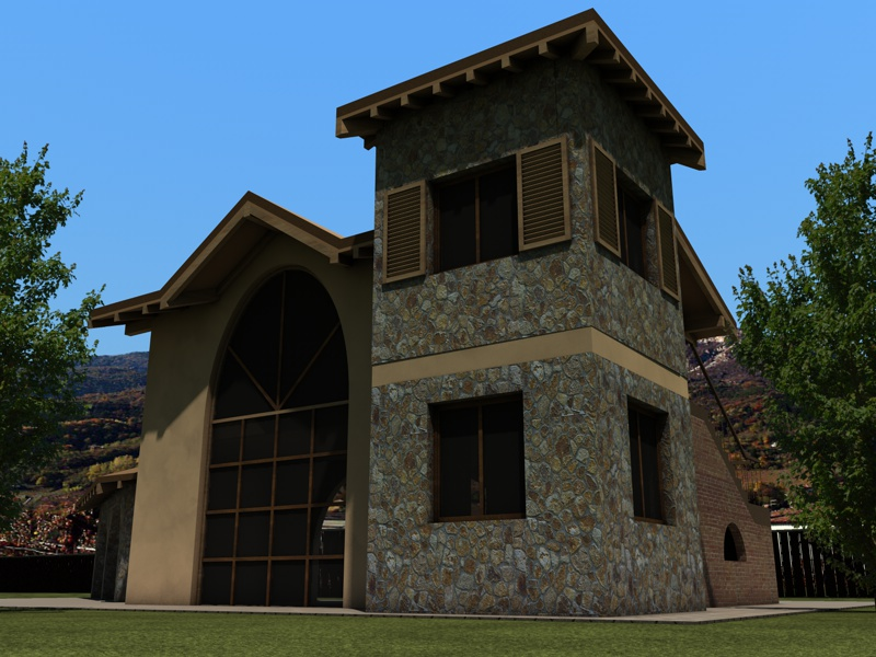 Cinema 4d architecture tutorial download filezine for Cinema 4d architecture