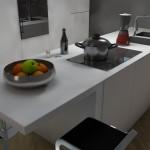 cucina monoblocco