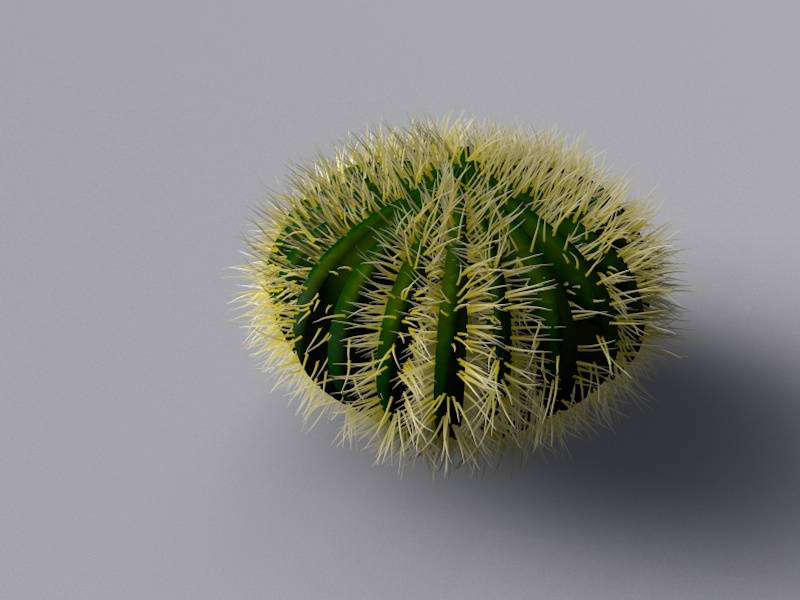 Creare una pianta con il modulo erba di cinema 4d for Creare una pianta con dimensioni