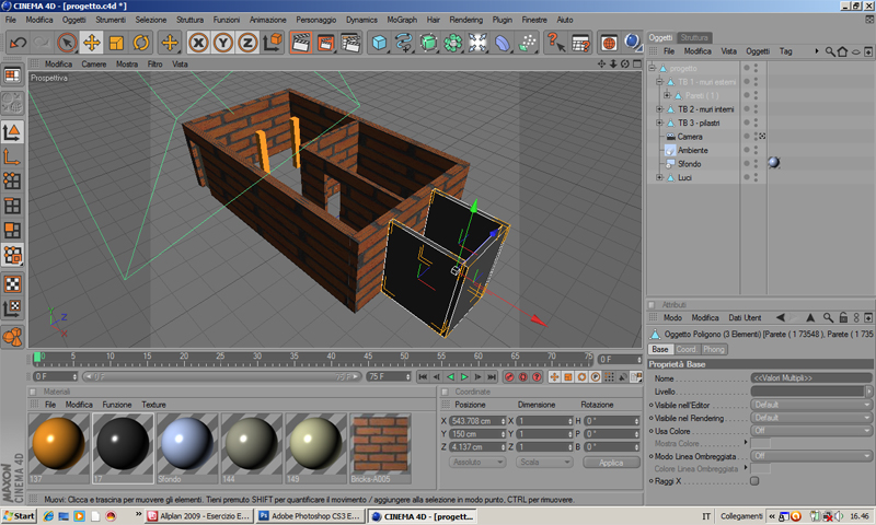 Cinema 4d architecture tutorial pdf download softresources for Cinema 4d architecture