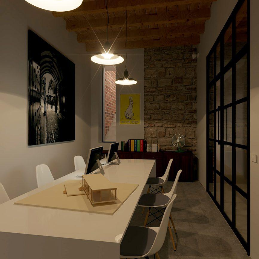 Studio di architettura michele scarpellini progettazione for Progetti design interni