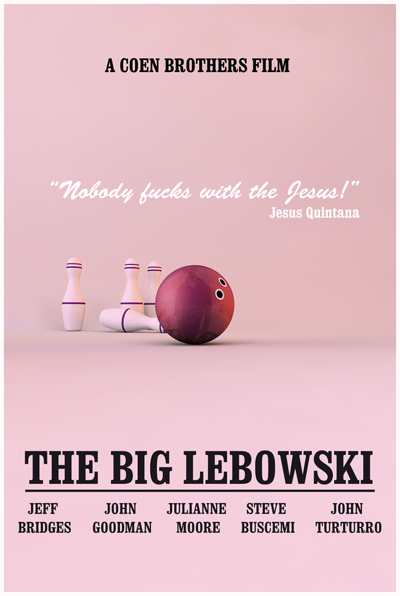 The Big Lebowsky - Mishac4d -