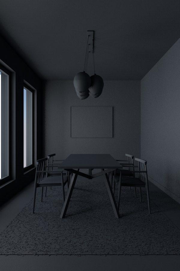 illuminare un interno con cinema 4D