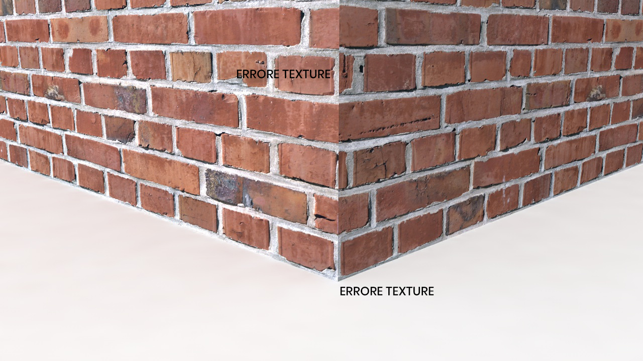 errore rendering texture