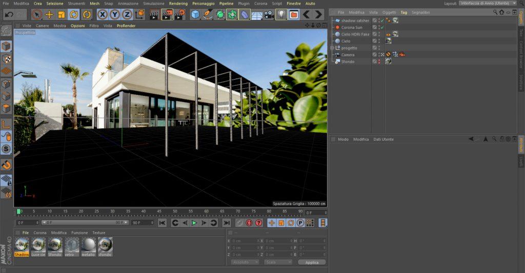fotomodellazione architettonica
