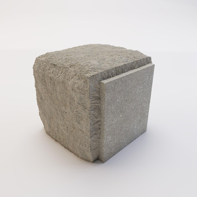 render modulo roccia