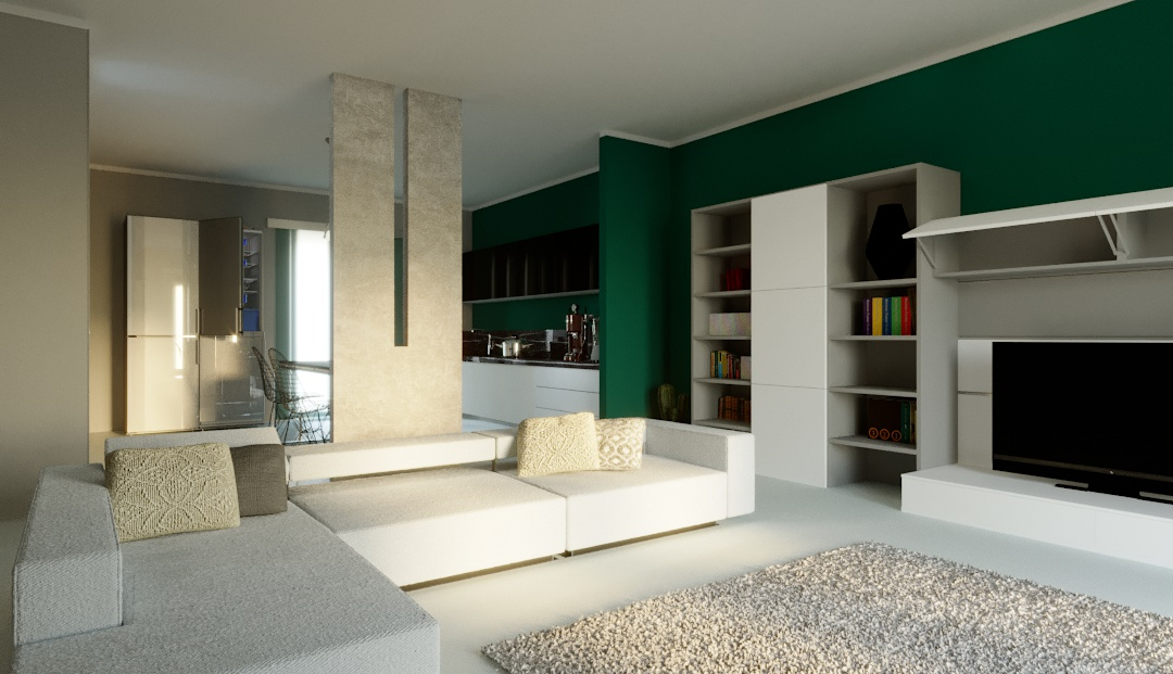 3d home staging