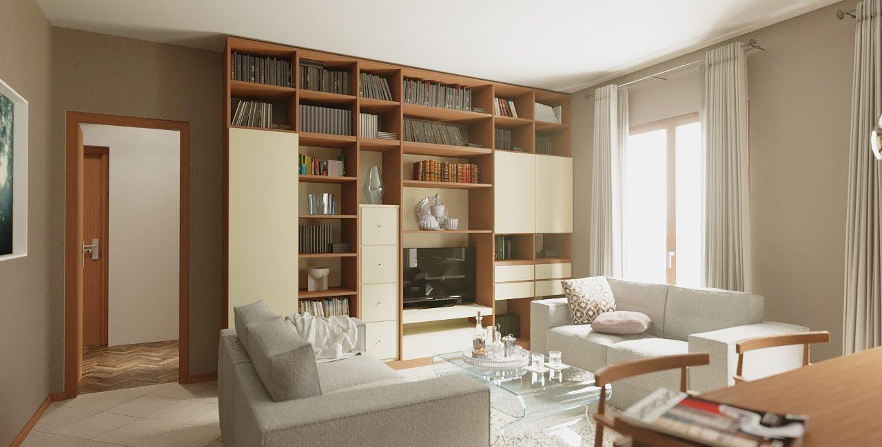 progetto casa privata
